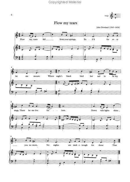 Art Of Song Grade 8 Medium* Sheet Music & Song Books