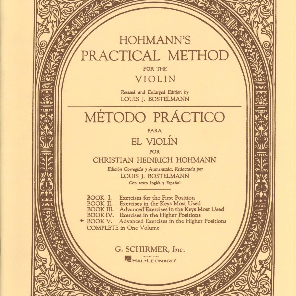 PRODUCTS | Practical Method – Book 5 Violin